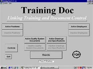 document control training manual With document control training online