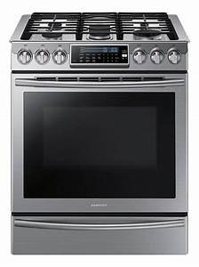 Samsung Nx58h9500ws Gas Convection Range Manual