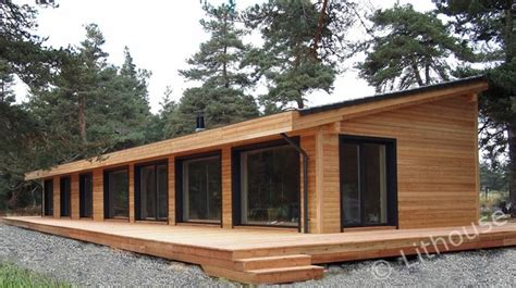 wooden houses floor plans standard  custom  lithouse eco friendly wooden houses