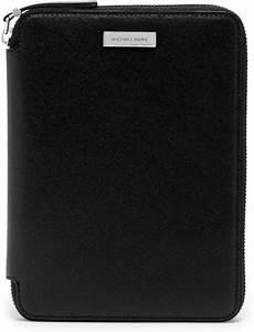 Michael Kors Jet Set Ipad Mini Saffiano Case in Black for ...