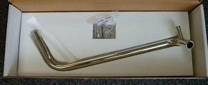 Aston Martin Db4 Db5 Db6 Water Filler Pipe Su Engine Stainless Steel With Clips