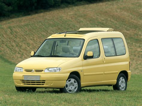 old citroen citro 235 n berlingo grand large concept 1996 old concept cars