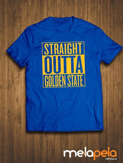 warriors colors outta golden state t shirt warriors colors