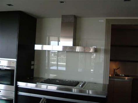 Kitchen Glass Wall Panels