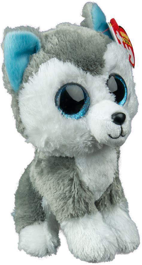 Beanie Boos   Slush the Husky Dog   Slush Beanie Boo