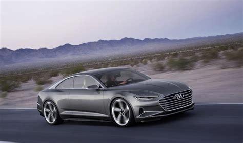 Audi A9 by Audi A9 Coupe Will Be Developed On Porsche S Msb Platform