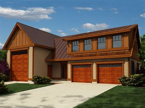house plans with rv garage rv garage plans rv garage plan with future apartment