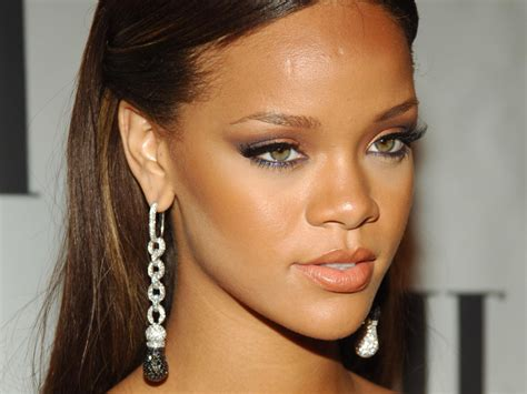 makeup artist makeup rihanna achtergronden hd wallpapers