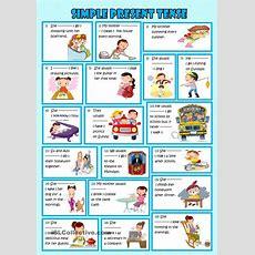 Daily Routines  English Language, Esl, Efl, Learn English, Vocabulary And Grammar Pinterest