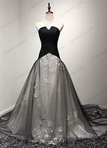 black and white colored wedding dresses onlineblack With unique black and white wedding dresses