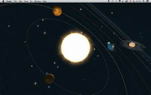 Planets -- Live Wallpaper Download App Mac | LisiSoft