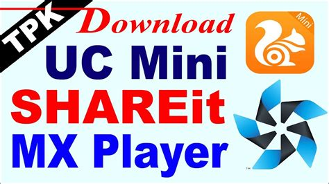 uc mini tpk file shareit tpk etc on tizen samsung z2 z1 z3 z4