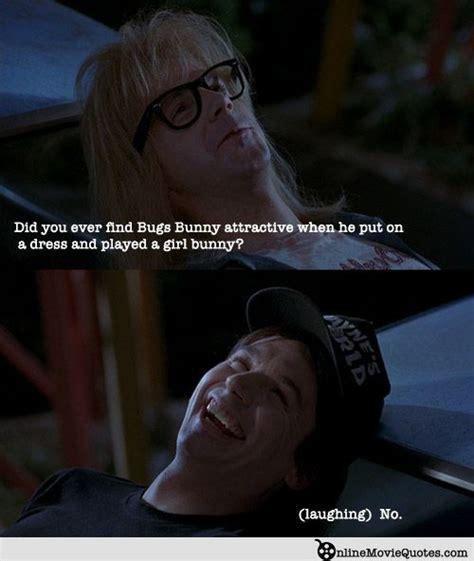 wayne quotes quotesgram waynes movie 90s snl campbell