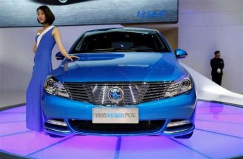 Electric Car Manufacturers by China S Quota Threat Charges Up Electric Car Market