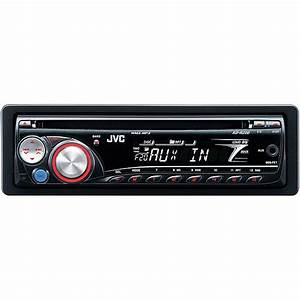 Jvc Kd-r201 Mp3    Wma Player  Front Aux Input