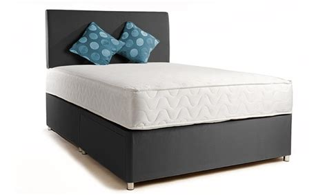 Deals With Mattress by Orthopaedic Or Pocket Mattress Groupon Goods