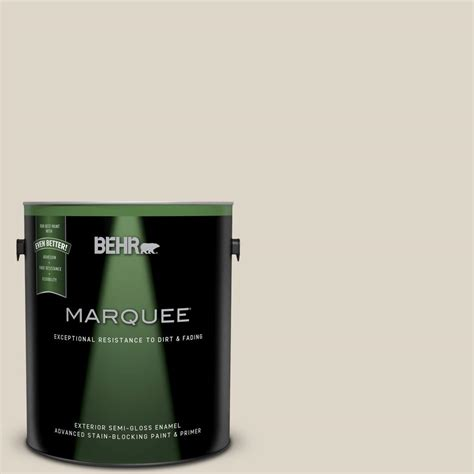 behr marquee 1 gal 720c 2 chocolate froth semi gloss