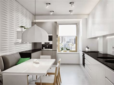 Narrow Kitchen Ideas Functional Narrow Kitchen Ideas Designs And Cabinets