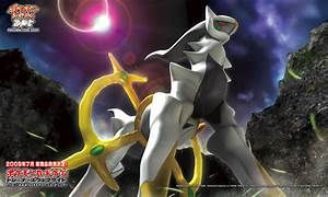 Arceus - Pokémon Photo (6677291) - Fanpop