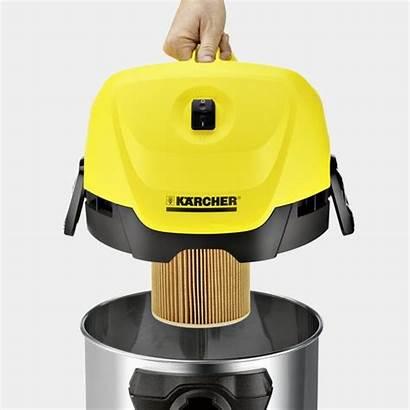 Karcher Premium Wd Vacuum Cleaner Dry Wet