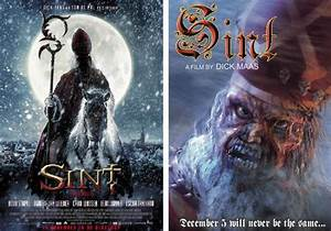 Klachten over poster horror-Sint-film