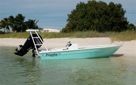 Piranha Boats by F1700 At The Piranha Boatworks