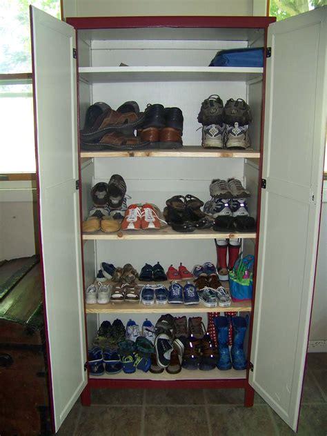 garage shoe storage white garage shoe storage cabinet with le shelving