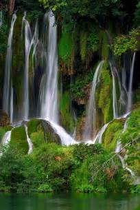 Beautiful Croatia Waterfalls