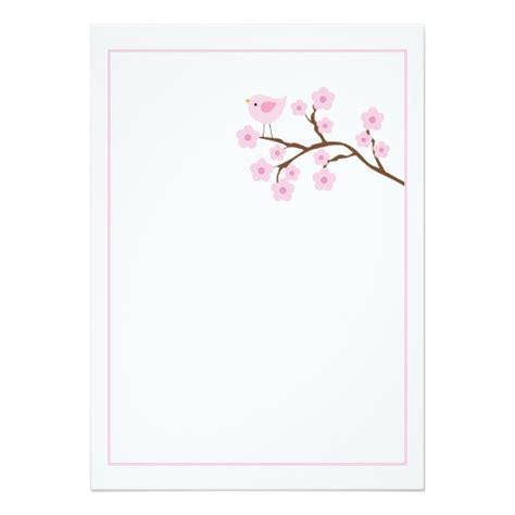 10 best cards cherry blossom cherry blossom baby shower invitation card