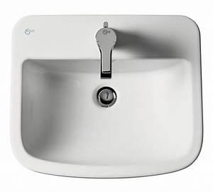 Ideal Standard : ideal standard tempo 500mm 1 tap hole countertop washbasin t059201 ~ Orissabook.com Haus und Dekorationen