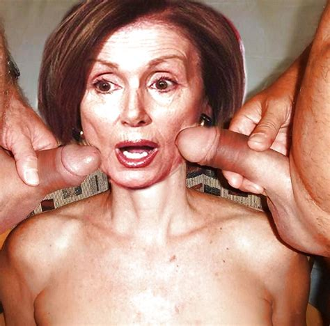 Nancy Pelosi Fakes What Do You Want To Do To Her 6