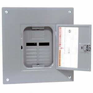 100a 12 Spaces  24 Circuit Qo Sub Panel