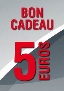 Cadeau 5 Euros : bon cadeau de 5 play music ~ Teatrodelosmanantiales.com Idées de Décoration