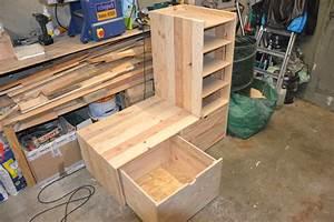 Plan De Meuble : plan de lit en bois gratuit ~ Melissatoandfro.com Idées de Décoration