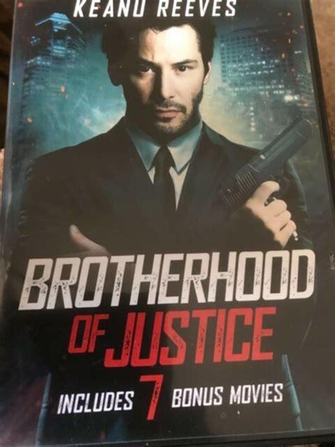Brotherhood Of Justice 7 Bonus Movies Dvd Keanu Reeves