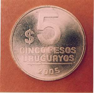 Uruguayan peso - currency | Flags of countries