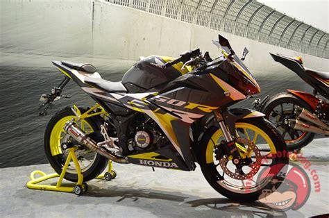 Modifikasi Honda Cbr 150 by Gambar Modifikasi Motor Honda All New Cbr 150 R 2016