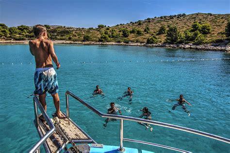Boat Trip Zadar Kornati by Photo Gallery Kornati Excursions Zadar Trips To