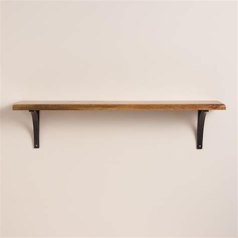 wood shelving large wood sebastian wall shelf interior design