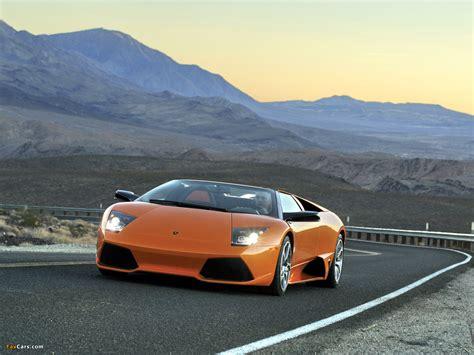 Pictures Of Lamborghini Murcielago Lp640 Roadster 200610