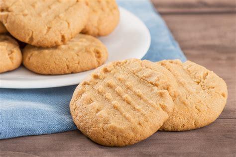 simple peanut butter cookies super easy peanut butter cookies recipe kraft canada