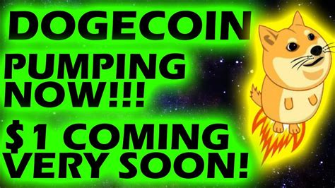 🚨 DOGECOIN PUMPING NOW 420!! $1!!! DOGECOIN PREDICTION AND ...