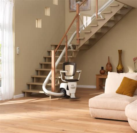 wheelchair assistance power stair lift