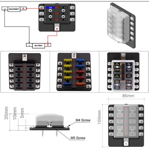 Imars Way Fuse Box Circuit Standard Blade