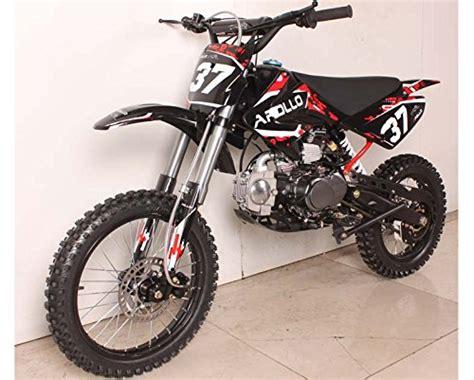 Apollo Precision Tools Agb 37 125cc Big Size Dirt Bike