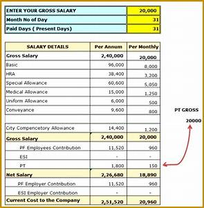 payslip sample format employee payslip template for ms With malaysia payslip template