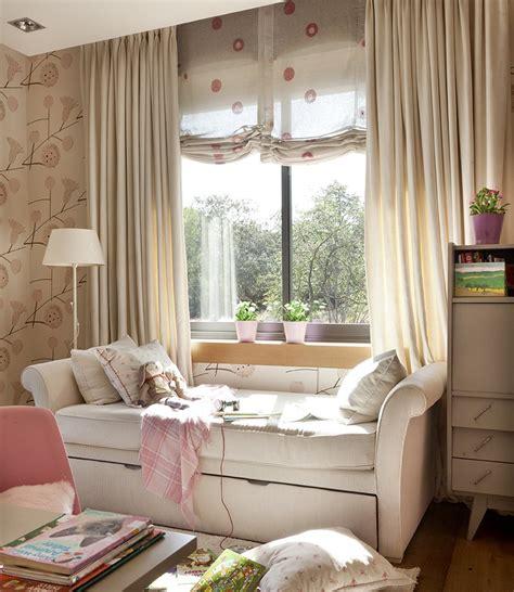 el dormitorio ideal  las ninas