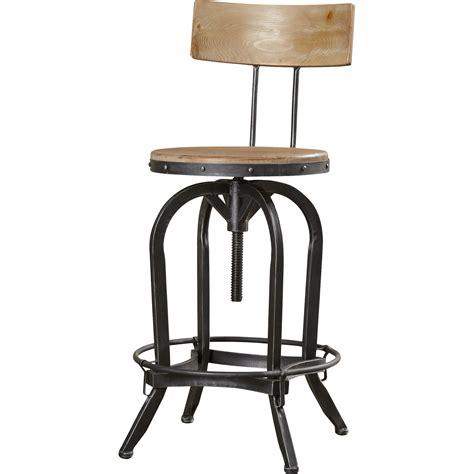 Hocker Drehbar by Trent Design Oria Adjustable Height Swivel Bar