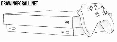 Draw Xbox Box Drawingforall Playstation Consoles Drew