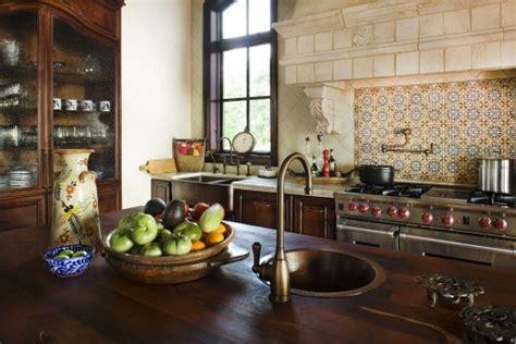 spanish style kitchens images  pinterest